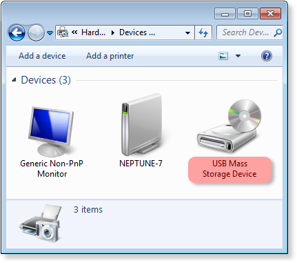 Use USB device remotely